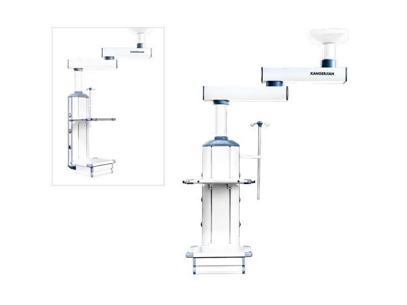 山东康尔健医疗科技有限公司讲解医用吊塔的安装方法