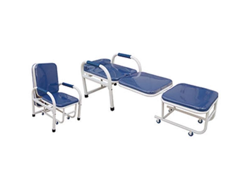 C37 钢制喷塑陪护椅