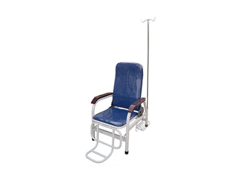 C35 钢制喷塑输液椅