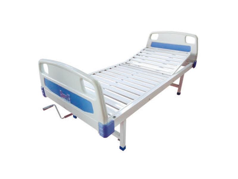 A14 ABS床头单摇床