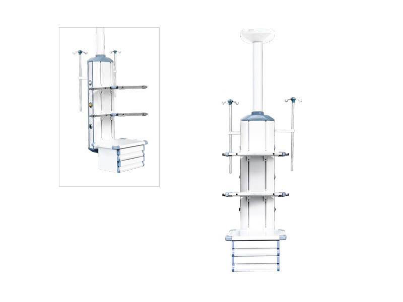 KDD-8A(垂直吊塔)双用医疗柱