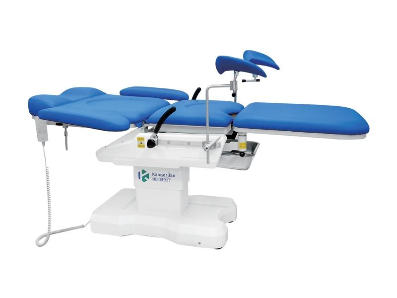 电动液压手术台的结构组成